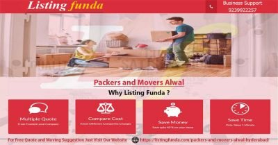 Packers Movers Alwal Hyderabad Image of ListingFunda.Com
