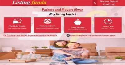 Packers Movers Alwar Image of ListingFunda.Com
