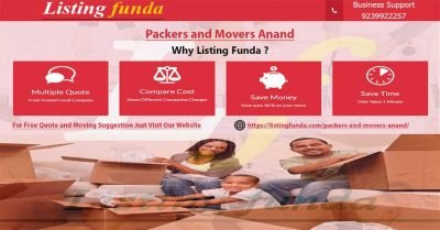 Packers Movers Anand Image of ListingFunda.Com