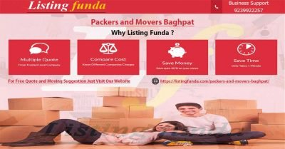 Packers Movers Baghpat Image of ListingFunda.Com