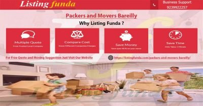 Packers Movers Bareilly Image of ListingFunda.Com