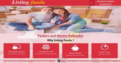 Packers Movers Bellandur Bangalore Image of ListingFunda.Com