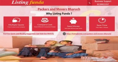 Packers Movers Bharuch Image of ListingFunda.Com