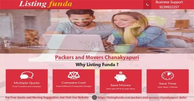 Packers Movers Chanakyapuri Delhi Image of ListingFunda.Com