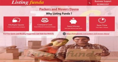 Packers Movers Dausa Image of ListingFunda.Com
