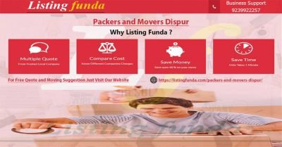 Packers Movers Dispur Image of ListingFunda.Com