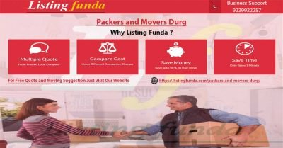 Packers Movers Durg Image of ListingFunda.Com