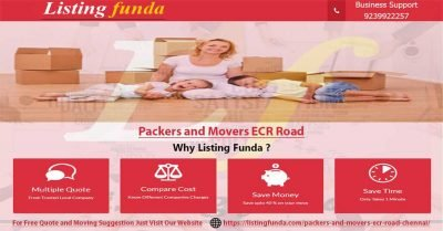 Packers Movers ECR Road Chennai Image of ListingFunda.Com