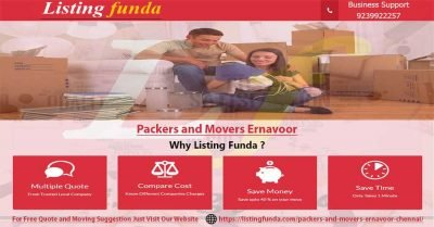 Packers Movers Ernavoor Chennai Image of ListingFunda.Com