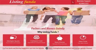 Packers Movers Guindy Chennai Image of ListingFunda.Com