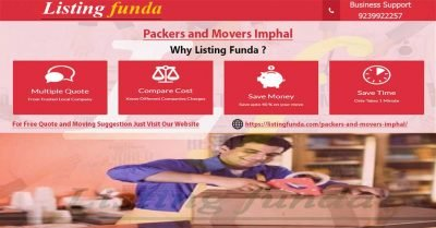 Packers Movers Imphal Image of ListingFunda.Com
