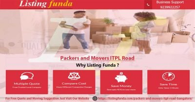 Packers Movers Itpl Road Bangalore Image of ListingFunda.Com