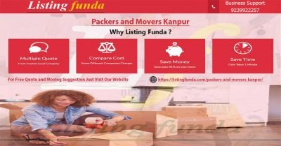 Packers Movers Kanpur Image of ListingFunda.Com