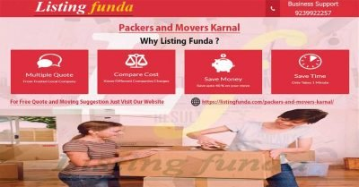 Packers Movers Karnal Image of ListingFunda.Com