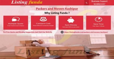 Packers Movers Kashipur Image of ListingFunda.Com
