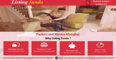 Packers Movers Kharghar Navi Mumbai Image of ListingFunda.Com