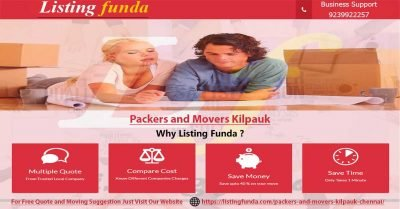 Packers Movers Kilpauk Chennai Image of ListingFunda.Com