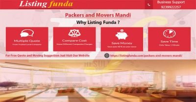 Packers Movers Mandi Image of ListingFunda.Com