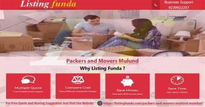 Packers Movers Mulund Mumbai Image of ListingFunda.Com