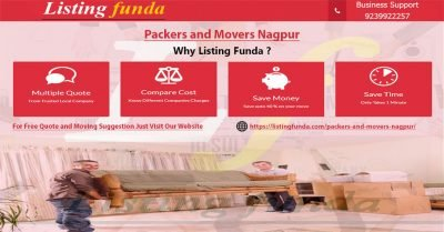 Packers Movers Nagpur Image of ListingFunda.Com