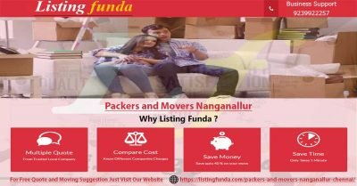 Packers Movers Nanganallur Chennai Image of ListingFunda.Com
