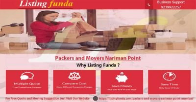Packers Movers Nariman Point Mumbai Image of ListingFunda.Com
