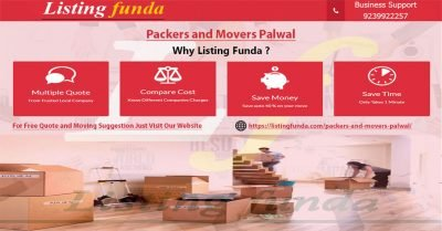 Packers Movers Palwal Image of ListingFunda.Com