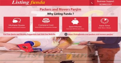 Packers Movers Panjim Image of ListingFunda.Com