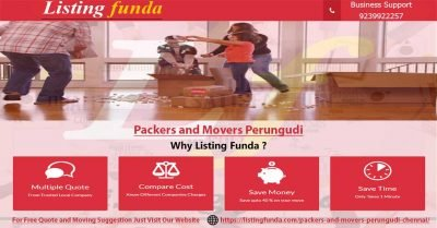 Packers Movers Perungudi Chennai Image of ListingFunda.Com