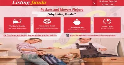 Packers Movers Pinjore Image of ListingFunda.Com