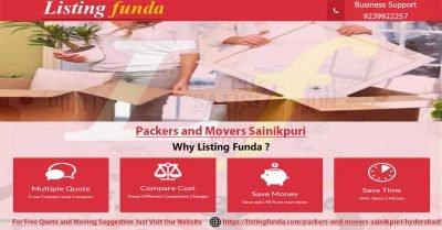 Packers Movers Sainikpuri Hyderabad Image of ListingFunda.Com