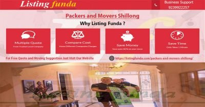 Packers Movers Shillong Image of ListingFunda.Com