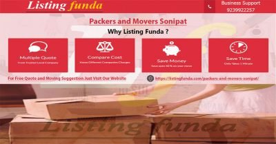 Packers Movers Sonipat Image of ListingFunda.Com