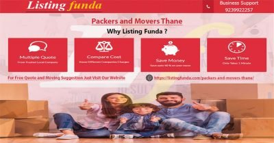 Packers Movers Thane Image of ListingFunda.Com