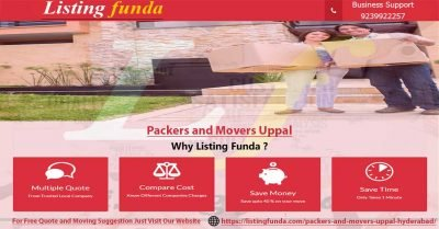 Packers Movers Uppal Hyderabad Image of ListingFunda.Com