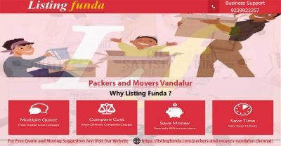 Packers Movers Vandalur Chennai Image of ListingFunda.Com